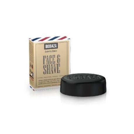 BIOBAZA MEN - czarne mydło - 100g
