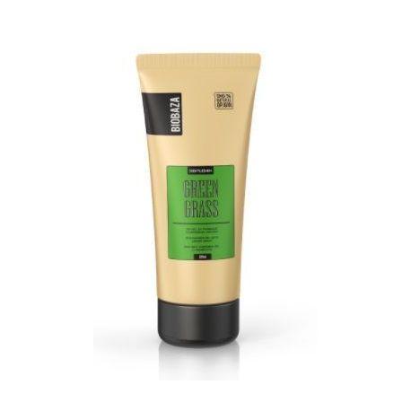 BIOBAZA MEN BODY & HAIR 2w1 - Green Grass - żel pod prysznic - 220ml