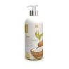 BIOBAZA BODY - mleczko do ciała z kokosem + witamina E5 - 400ml