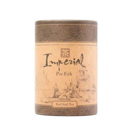Red Seal Tea - Imperial Pu Erh 10x5g