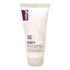 BIOBAZA BEAUTY 3 in 1 - nawilżający krem do oczyszczania i usuwania makijażu - 30ml