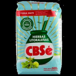 Yerba Mate CBSe Hierbas del Litoral ziołowa- 500g