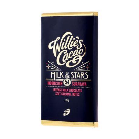 Willie's Cacao - Czekolada 44% - Milk of the Stars 26g