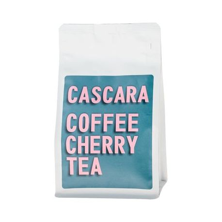 Java - Cascara Geisha