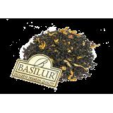 """Czarna herbata cejlońska, liściasta z dodatkiem papai oraz naturalnym aromatem """"Spicy Orange"""" - 85g"""