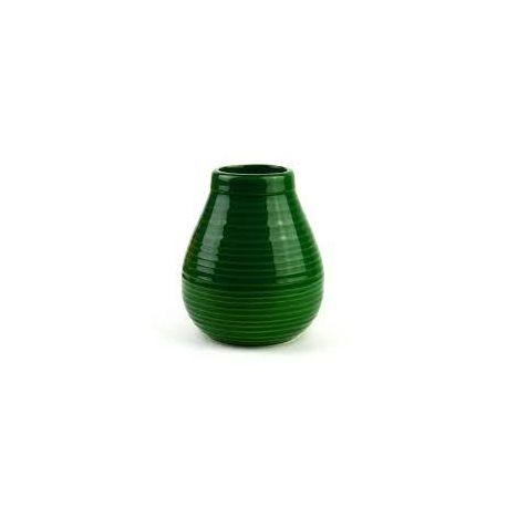 Matero ceramiczne zielone - 350ml
