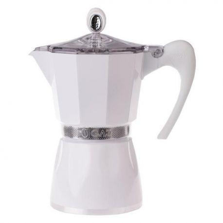 Kawiarka G.A.T. Bella biała 3 flil.