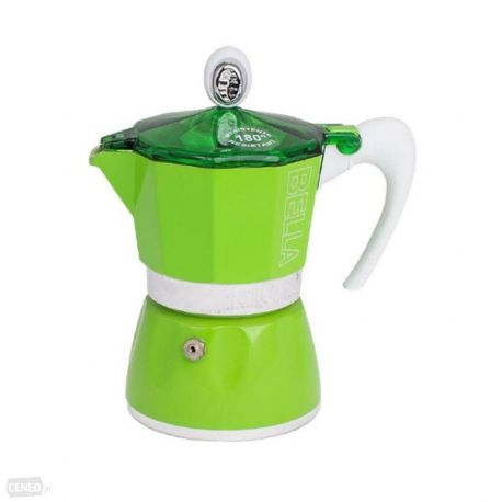 Kawiarka G.A.T. Bella zielona 1 fil.