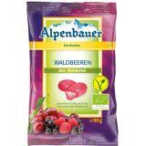 Cukierki z nadzieniem o smaku owoców leśnych 90 g - ALPENBAUER