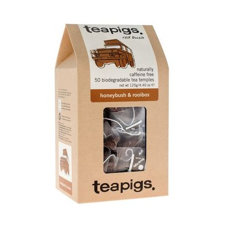 teapigs Honeybush and Rooibos 50 piramidek