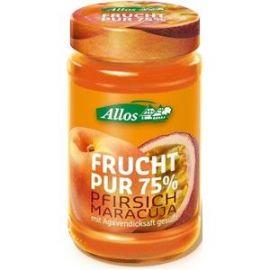 Mus brzoskwinia - marakuja ALLOS 250g