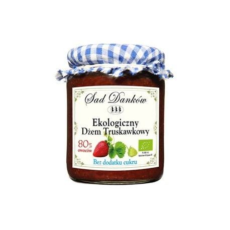 Sad Danków - Dżem truskawkowy 260g