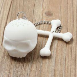 Zaparzacz do herbaty - czaszka