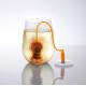 Zaparzacz do herbaty - nurek głębinowy pomarańczowy