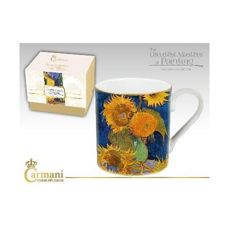 Kubek Van Gogh - 6 słoneczników