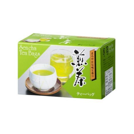 Japońska zielona herbata Sencha 20sasz.