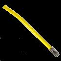 Bombilla Epoxi żółta do Yerba Mate