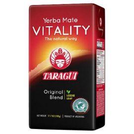 Yerba Mate Taragui Vitality RAS 500g
