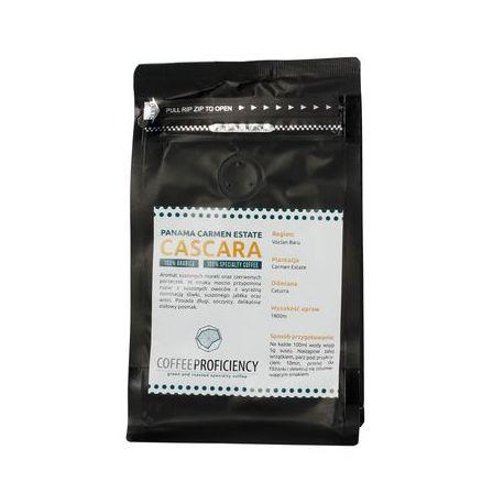 Coffee Proficiency - Cascara Panama Carmen Estate