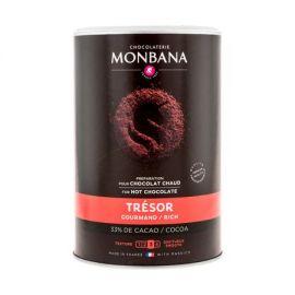 Monbana czekolada w proszku Hot Tresor Chocolate - 1000g
