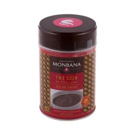 Monbana czekolada w proszku Tresor - 250g