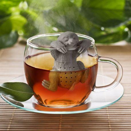 Zaparzacz do herbaty - leniwiec