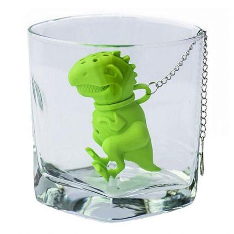 Zaparzacz do herbaty - dinozaur
