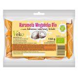 Karamela wegańska o smaku kokosowo-waniliowej krówki - 150g