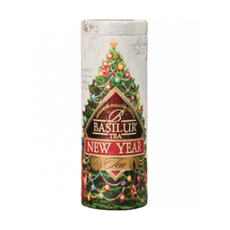 NEW YEAR'S TEA - piramidki 15x2g