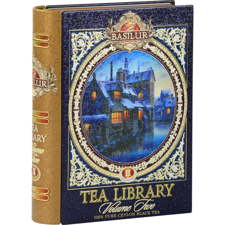 TEA LIBRARY VOL. II w puszce 100g