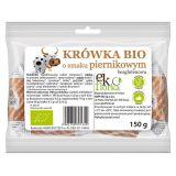 Krówki o smaku piernikowym bezglutenowe - Ekoflorka 150g