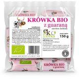 Krówki z guaraną bezglutenowe - Ekoflorka 150g