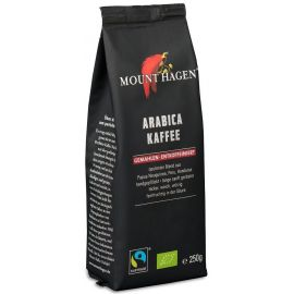 MOUNT HAGEN - Kawa mielona bezkofeinowa BIO 250g