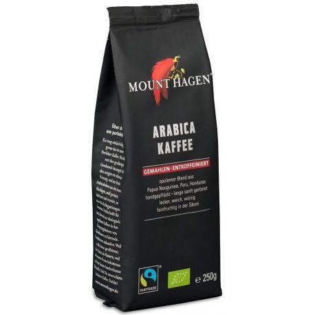 Kawa mielona bezkofeinowa - Mount Hagen - 250g