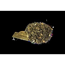 Zielona herbata z mango, różą, jaśminem, ananasem i truskawką - 100g