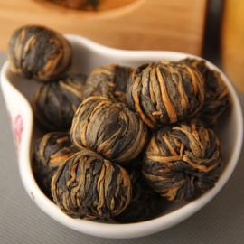 Herbata Rozkwitająca - Yunnan Dian Hong - 5szt.