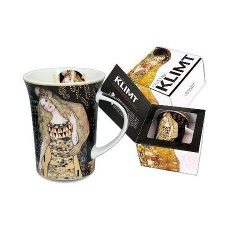 Kubek - Gustav Klimt. Adam i Ewa