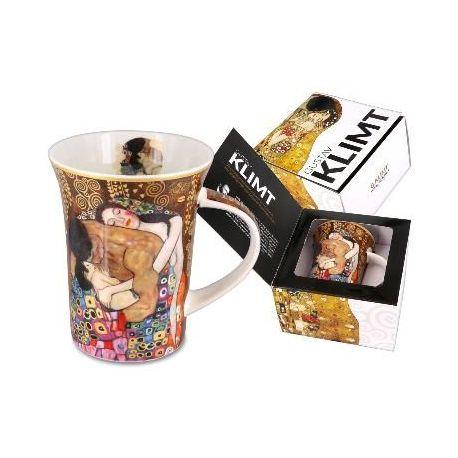 Kubek - Gustav Klimt. Family
