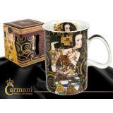 Kubek Big Vanessa - Gustav Klimt Oczekiwanie