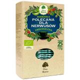 Herbatka dla nerwusów 25x1,5g - Dary Natury