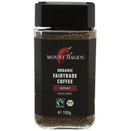 MOUNT HAGEN - Kawa rozpuszczalna liofilizowana BIO 100g