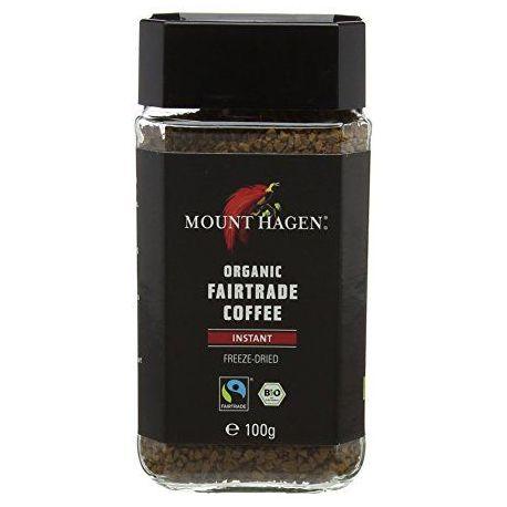 Kawa rozpuszczalna liofilizowana - 100g - Mount Hagen