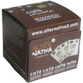 Kawa rozpuszczalna liofilizowana w saszet. 25x2g - Alternativa