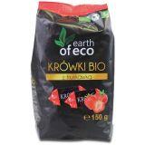 Krówki z liofilizowaną truskawką bezglutenowe - Earth of eco - 150g