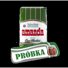 Próbka - Amanda Compuesta Con Hierbas - 50g