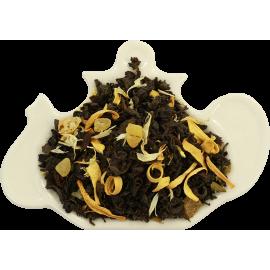 Czarna herbata z ananasem, cytryną i werbeną 100g