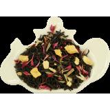 Czarna herbata cejlońska z dodatkiem jabłka, imbiru, trawy cytrynowej - 100g