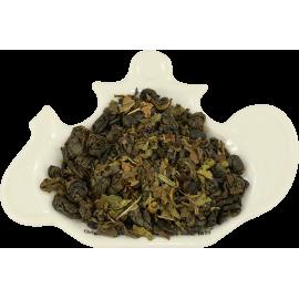 Zielona herbata z marokańską miętą - torebka 100g