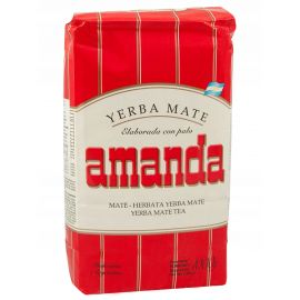 Yerba Mate Amanda Elaborada Con Palo - 1000 g