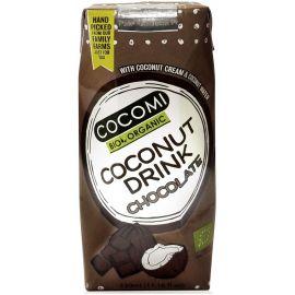 Napój kokosowy o smaku czekoladowym 330ml - Cocomi